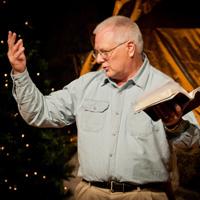 Reverend Alan Smith