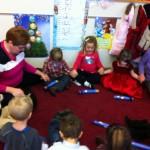Helper in Sunday School