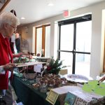 COGS is full of crafters who donated a large assortment of items for shoppers to choose from.