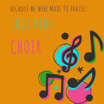 COGS Kids Choir Jan. 10, 2021