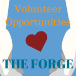 The Forge Parent Volunteer Schedule