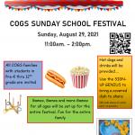 Sunday School Festival