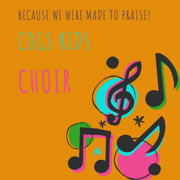 COGS Kids Choir Update Dec. 30, 2020