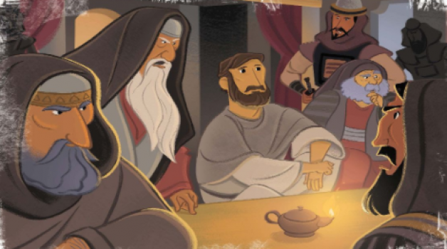 Oct. 25 Lesson: Jesus Was Questioned