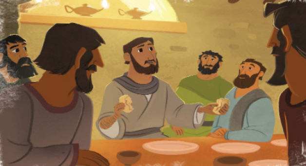 Nov. 1 Lesson: The Last Supper