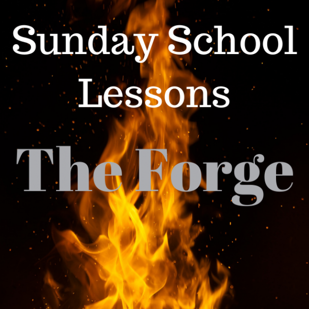 The Forge, Jan. 24, 2021 Lesson