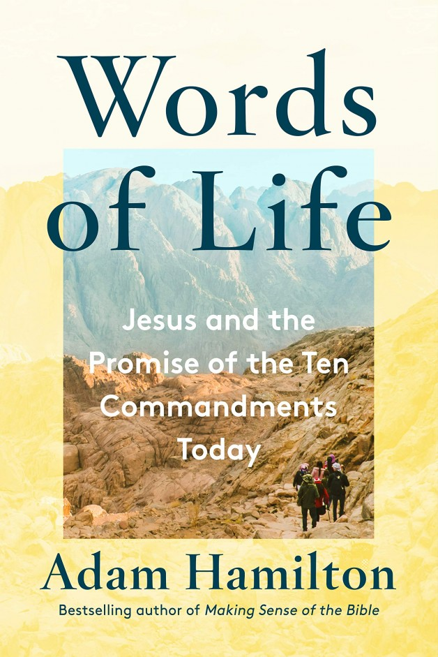"""""""Words of Life: Jesus and the 10 Commandments"""""""