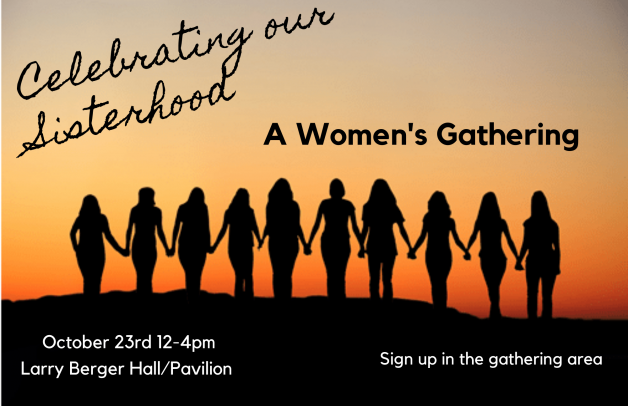 A Special Invitation to the Ladies of Good Shepherd